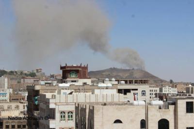 اخبار الخميس 18/10/2012 تفاصيل انفجارت العاصمة صنعاء الفرقة