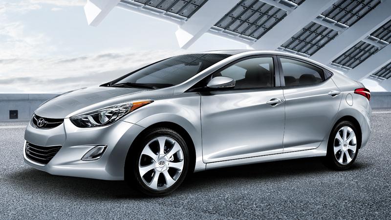 النترا 2013 Hyundai Elantra