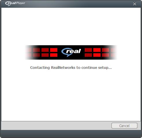 RealPlayer 14.0.7.669 التنصيب