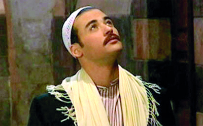 الممثل ابطال الحارة احفاد الصديق