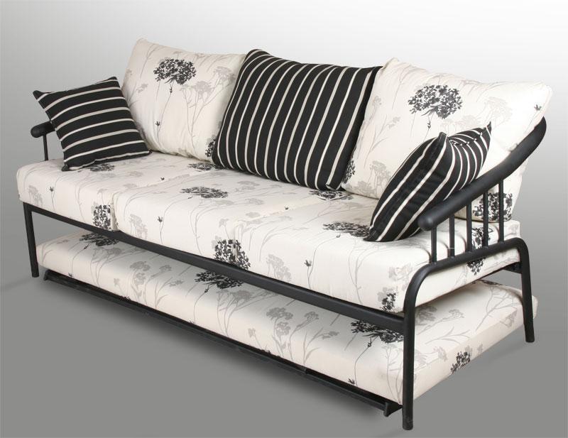 مقعد وسرير واحد