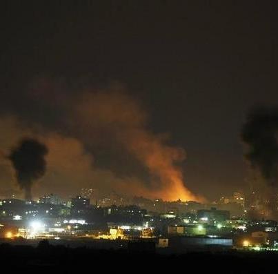 اخبار القصف الصهيوني وفيديو القصف الصهيوني 14/11/2012