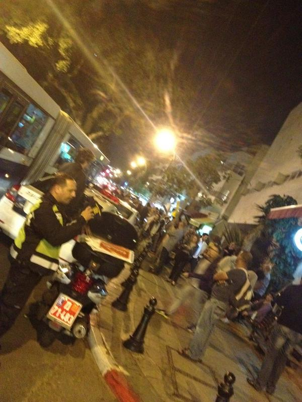 اخبار المقاومة الرعب الاحتلال الاسرائيلي الليلة 15/11/2012