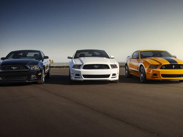 سيارات 2013 mustang