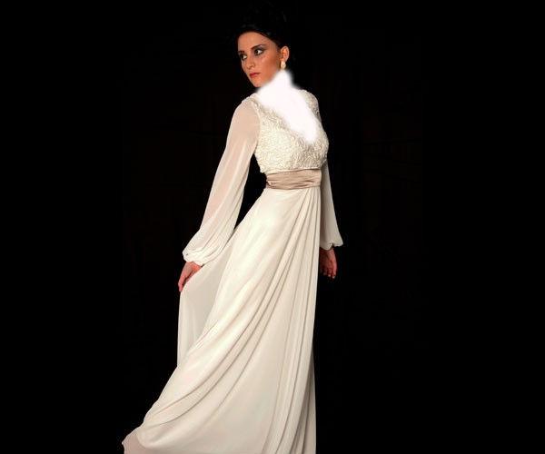 الموضة فساتين سهرات 2013 للصبايا