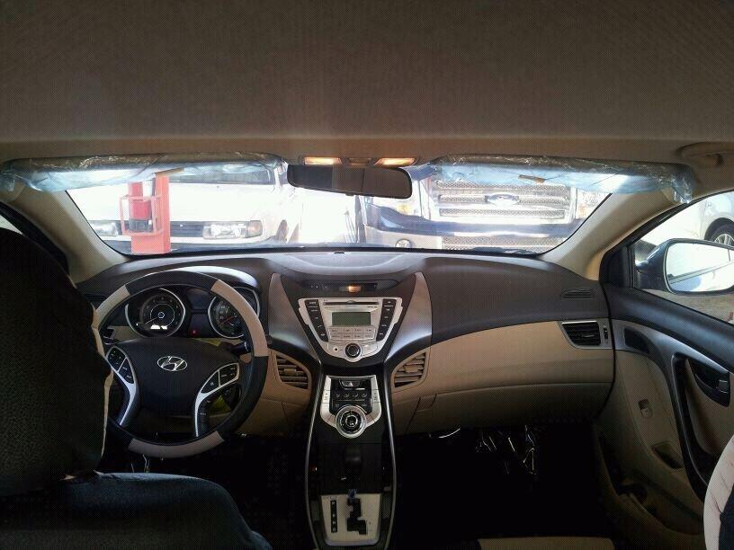 هونداي النترا كامل2013 الجديده Hyundai Elantra