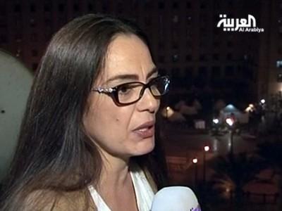 الفنانة شريهان اسقاط وتعارض الاعلان الدستوري
