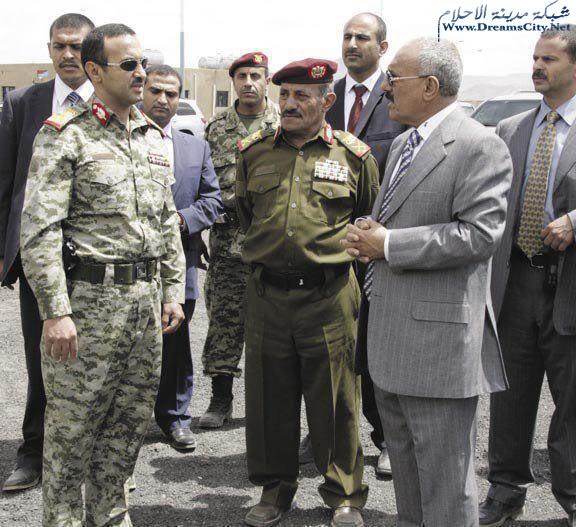 صور نجل الرئيس اليمني صور العميد الركن احمد