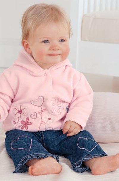 ازياء لمواليد عام 2012 موديلات رقيقة للاطفال 2012