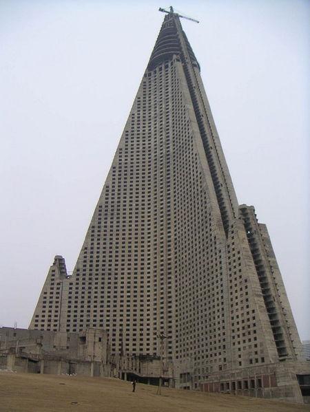 Ryugyong العالم