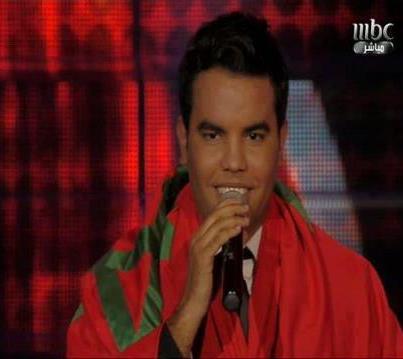 بوريقي الفائز The Voice