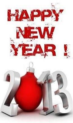 اجمل خلفيات للجلكسي للسنه الجديده2013 new year wallpapers
