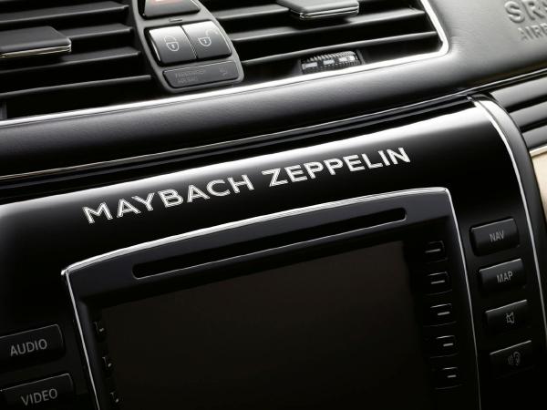 مايباخ زيبلين Maybach Zeppelin