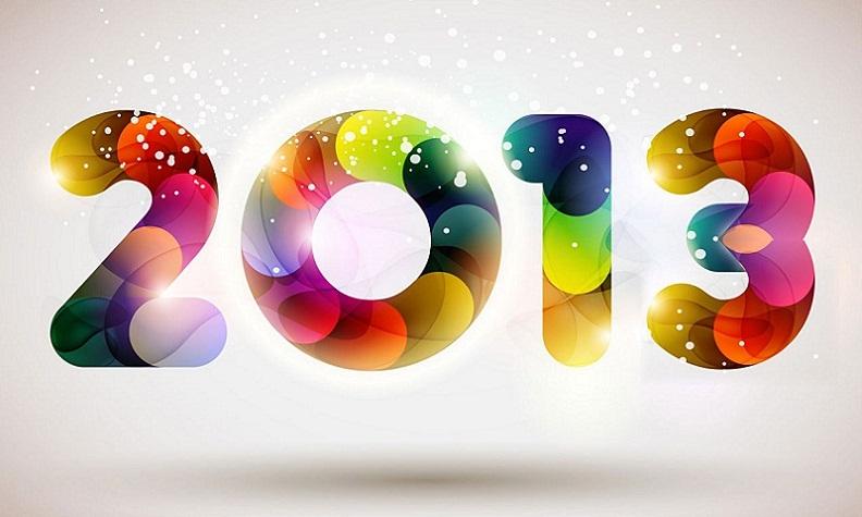 happy new year 2013 new