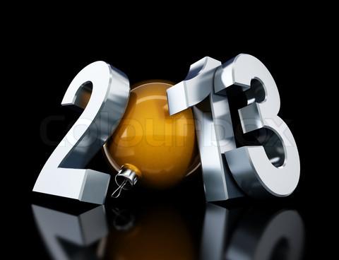 السنة 2013
