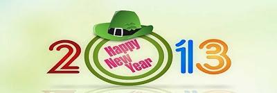 اجمل وأجدد رسايل راس السنة الميلادية 2013 New