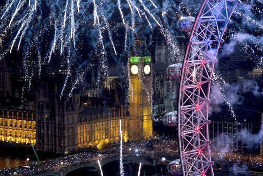 احتفالات السنة 2013 العالم