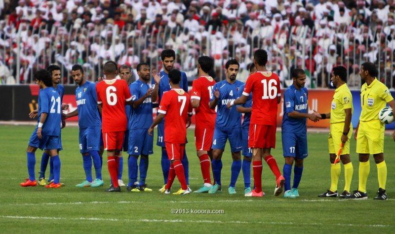 البحرين والكويت المركز الثالث
