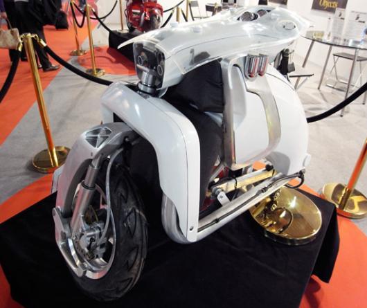 دراجة قابلة العالم