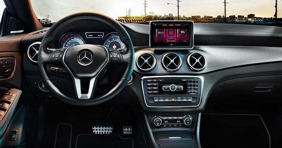 صور سيارة مرسيدس طراز الجديدة 2013 الداخل والخارج