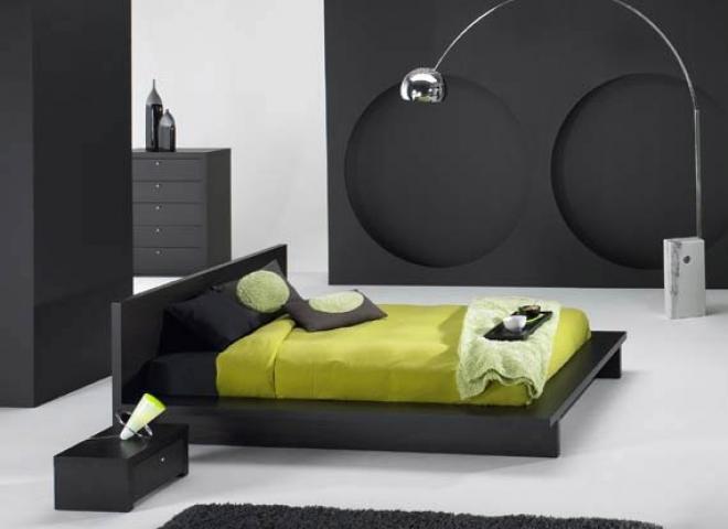 غرف نوم عصريه وجذابة لجمال بيتك موضه 2014