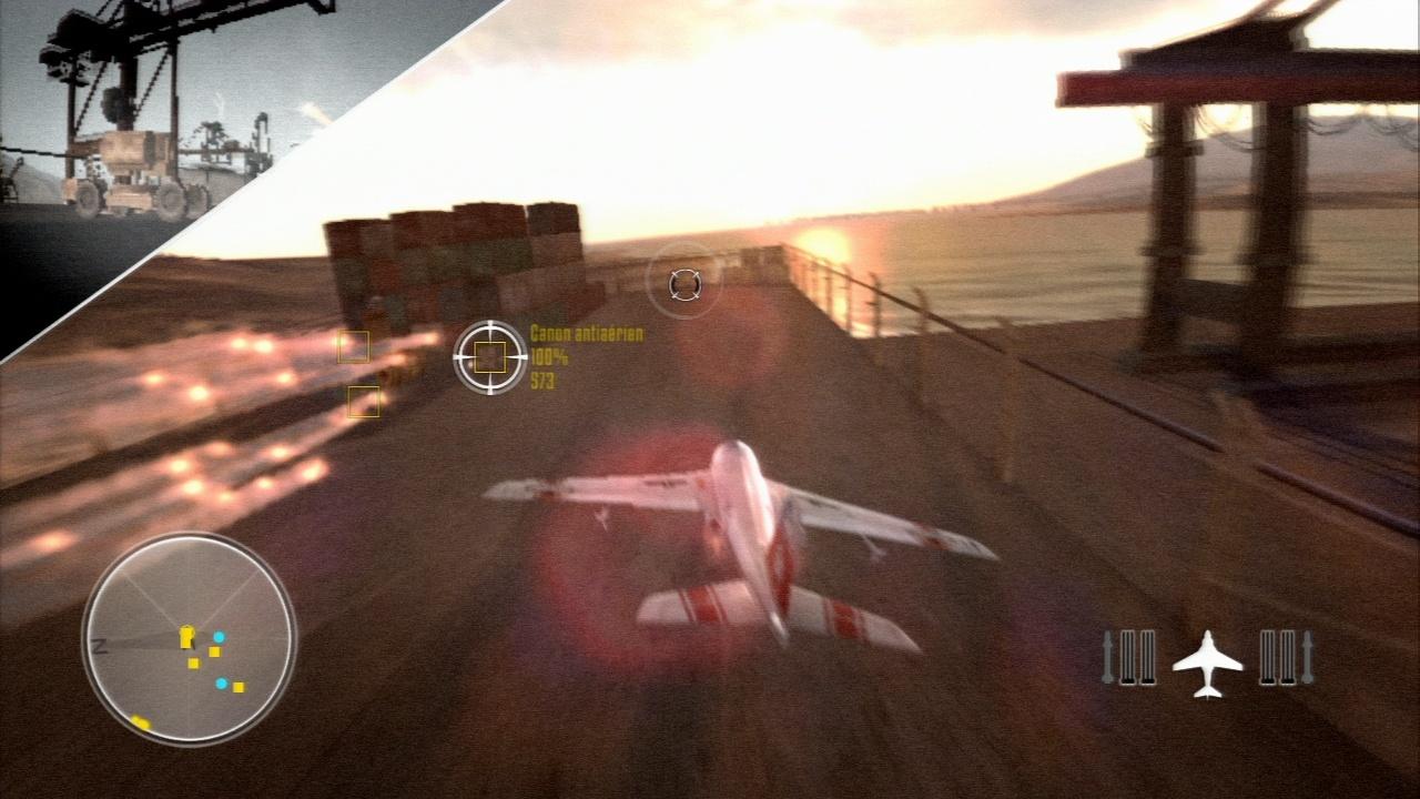 لعبة الطائرات الحربية Top Gun Hard Lock 2013