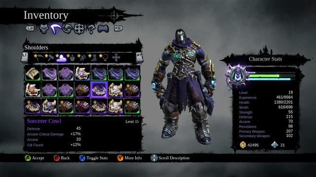 لعبة الأكشن والأثارة Darksiders Full Rip 2013