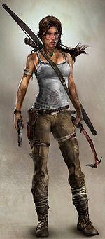 لعبة الأكشن الرائعه Tomb Raider2013