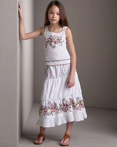 روعة للاطفال موديلات 2014 ملابس بناتي ولأدي روعة