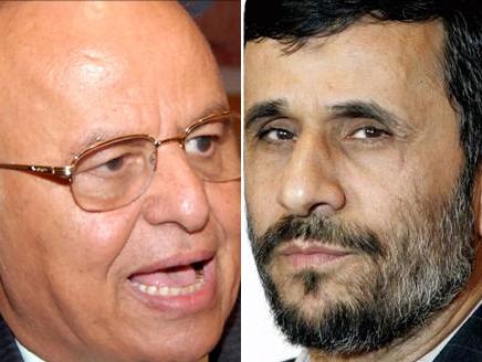 اخر اخبار اليمن هادي يطالب نجاد بوقف دعم