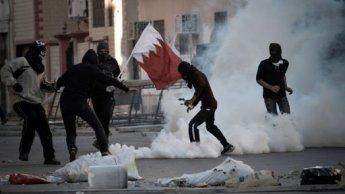 اخبار البحرين المعارضة البحرين مظاهرات حاشدة الجمعة الشرطة