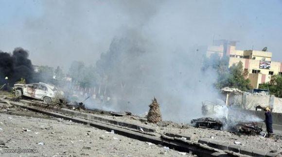 بالصور تفجيرات أسقطت قتيلاً 272 جريحاً
