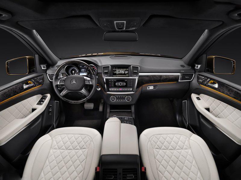 سيارةمرسيدس الجديدة 2014 الداخل والخارج