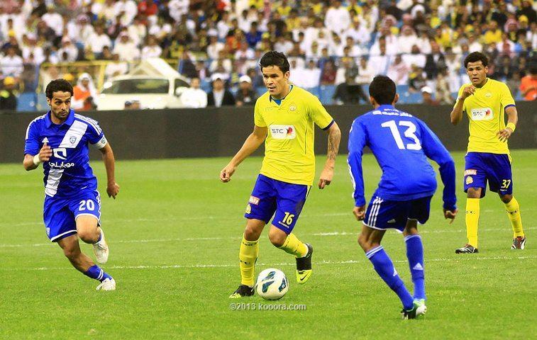بالصور مباراه العهد السعودي مباراة والهلال
