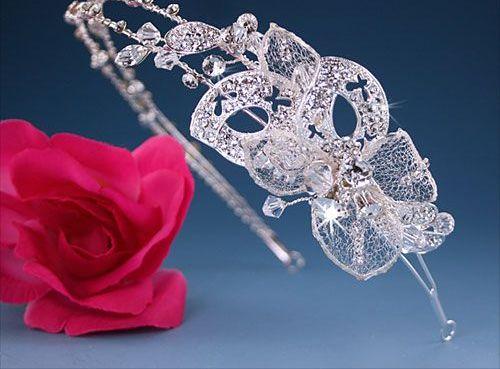 اشكال وموديلات تيجان العروس2014