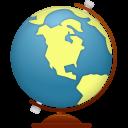 ايقونات الكرة الارضية