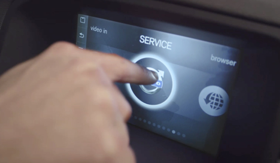 فولفو تعتمد أندرويد لتشغيل النظام المعلوماتي والترفيهي سياراتها