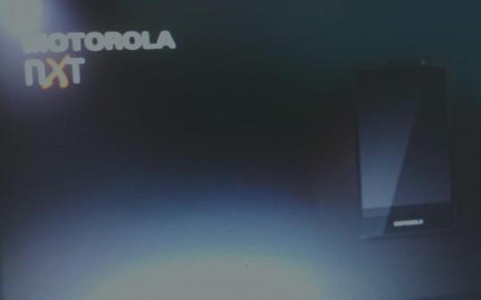 تسرب أول صورة لهاتف Motorola Phone