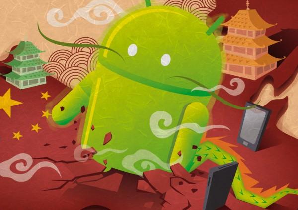 300 مليون مستخدم لأندرويد الصين نهاية 2013 يعززون