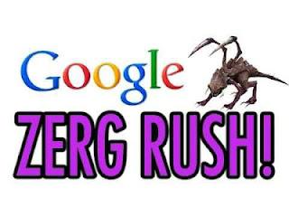 الجديدة Zerg Rush