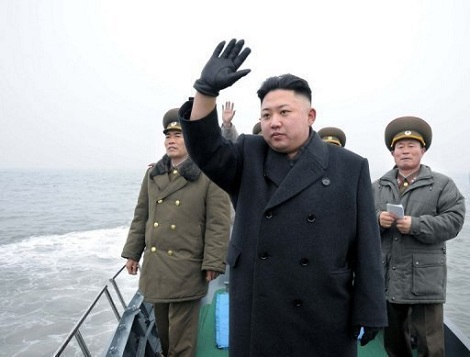 كوريا الشمالية عسكري لاحتمال القواعد الأمريكية