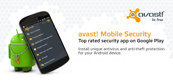 تحديث لتطبيق avast! Mobile Security إعدادات الحماية السرقة