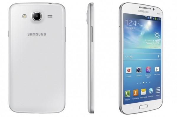 أعلنت سامسونج رسميًا هاتفي Galaxy Mega 6.3 Galaxy