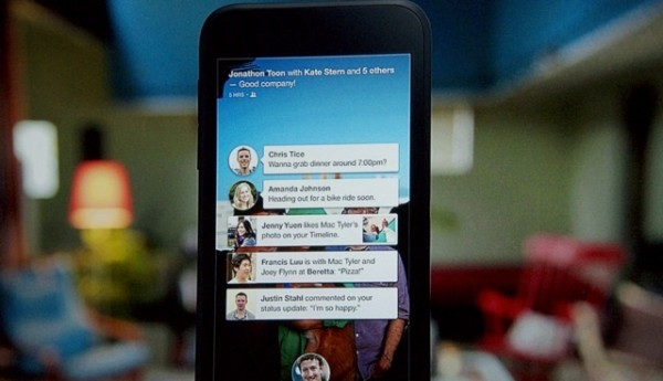 تثبيت Facebook Home الهواتف المدعومة