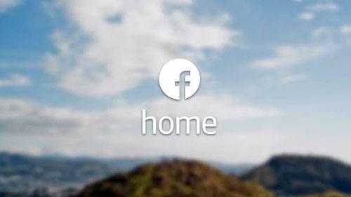تطبيق Facebook Home أندرويد