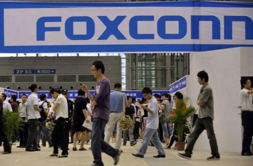 تدخلت شركة فوكسكون سوق الهواتف الذكية