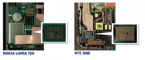 قرارًا قضائيًا HTC One