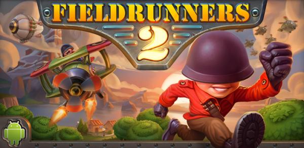 تحميل لعبة Fieldrunners بإصدارها الثاني