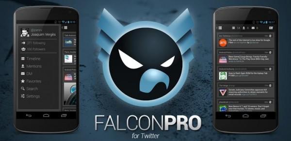 تحديث تطبيق Falcon Pro جديدًا وميزات