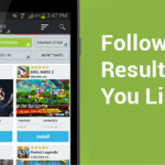 تطبيق Fetch للحصول التطبيقات والألعاب تناسبك بسهولة